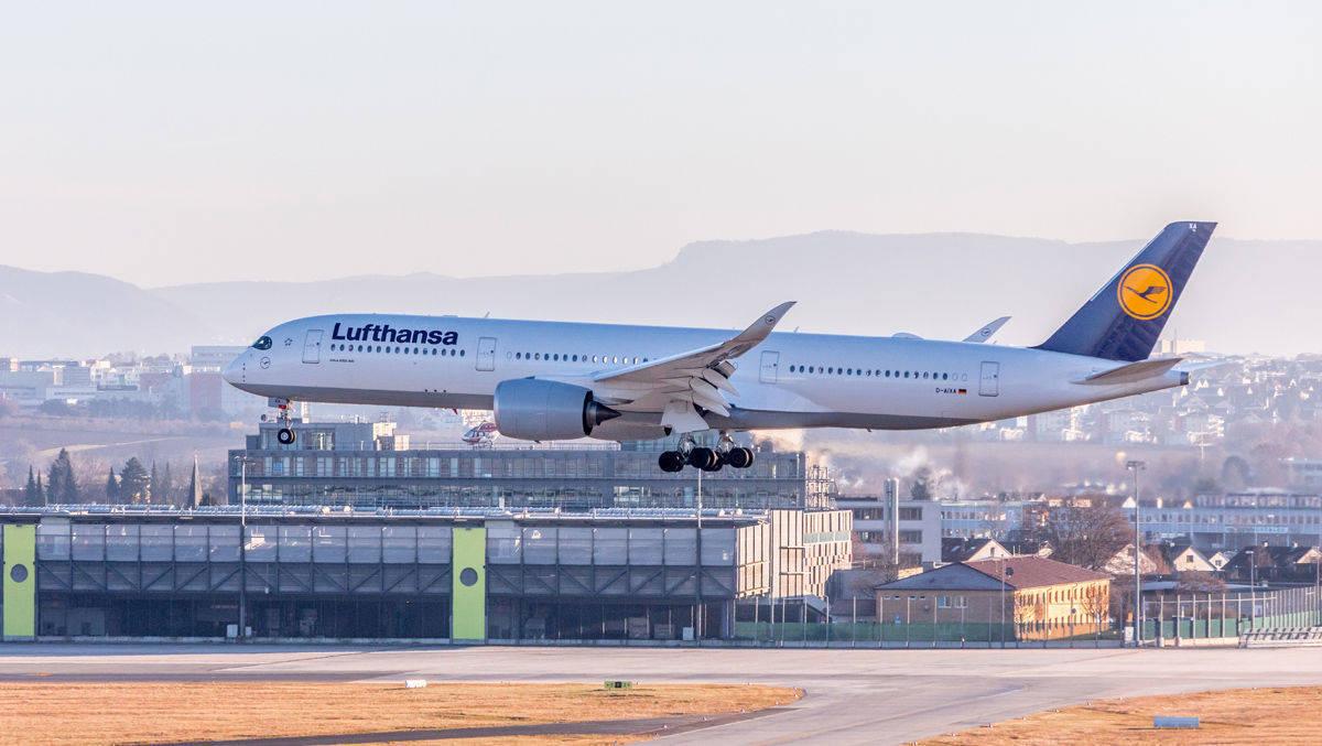 Lufthansa-Fluggäste können an Bord im REWE Onlineshop einkaufen
