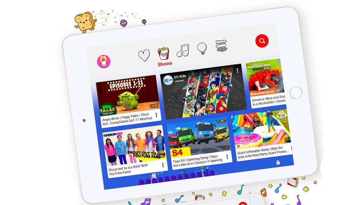 Künftig entscheiden wohl Menschen statt Maschinen über Inhalte — YouTube Kids