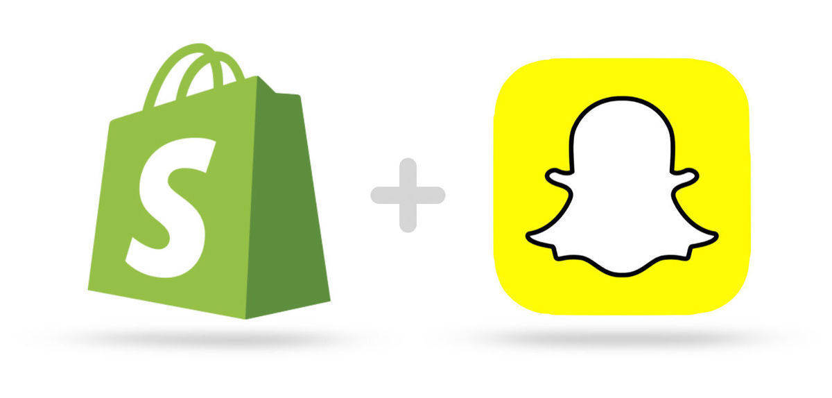 Shopify integriert Snapchat-Ads