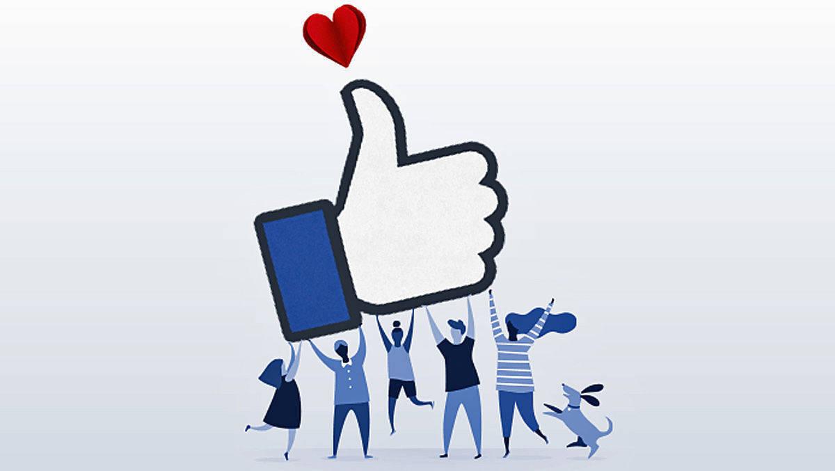 Facebook legt im zweiten Quartal zu
