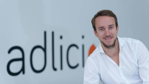David Lange ist Co-Founder und Managing Director der Mediaagentur Adlicious, spezialisiert auf Programmatic Advertising.