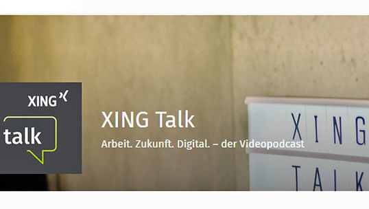Xing jetzt mit Videopodcasts