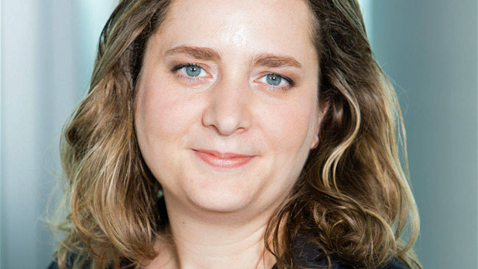 Score-Media-COO Judith Sterl hat digital im Blut.