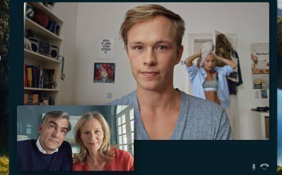 b66f39227808cb Der österreichische Jungschauspieler Marlon Boess ist der Star der TV- Kampagne.