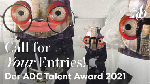Der ADC Talent Award 2021 startet.