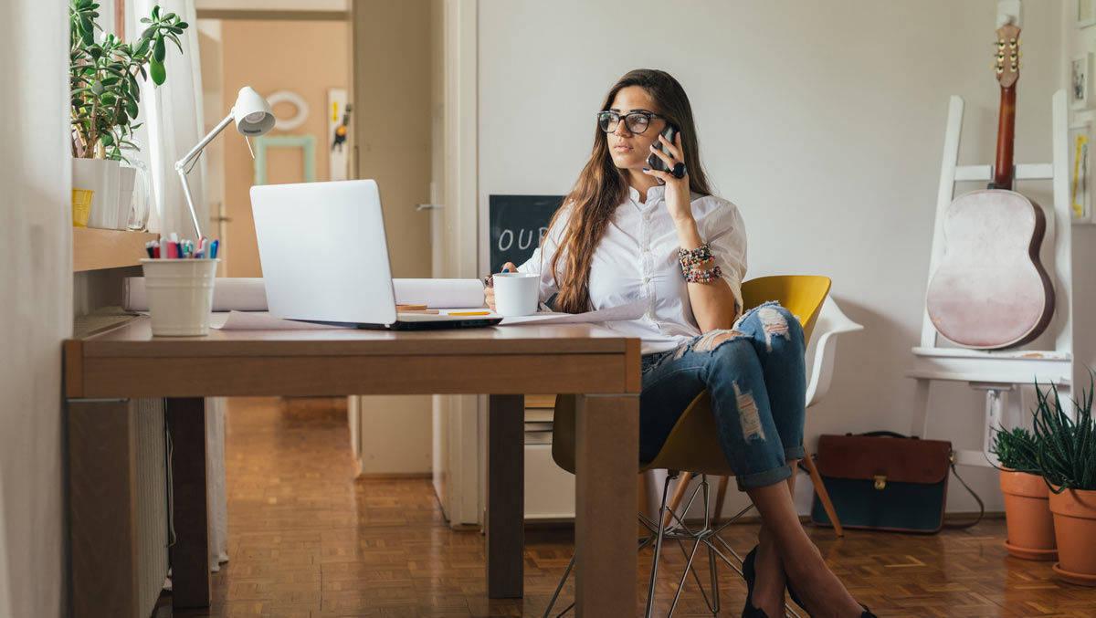 Home Office Studie Mütter Kümmern Sich Mehr Um Die Kinder Wv