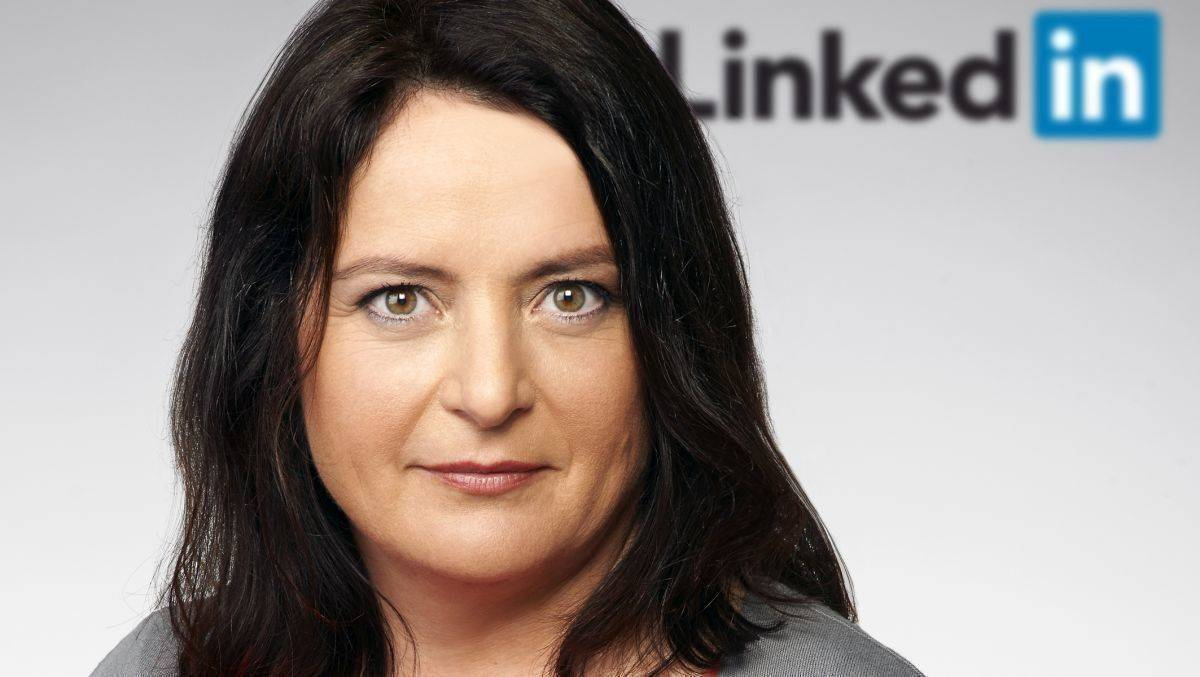 Barbara Wittmann, Country Manager DACH bei Linkedin.
