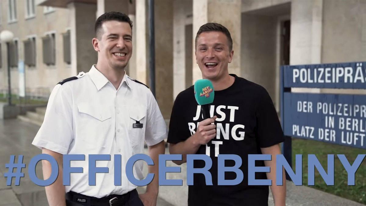 Polizei Berlin: Erfolgreiche Nachwuchssuche mit Influencer-Marketing ...