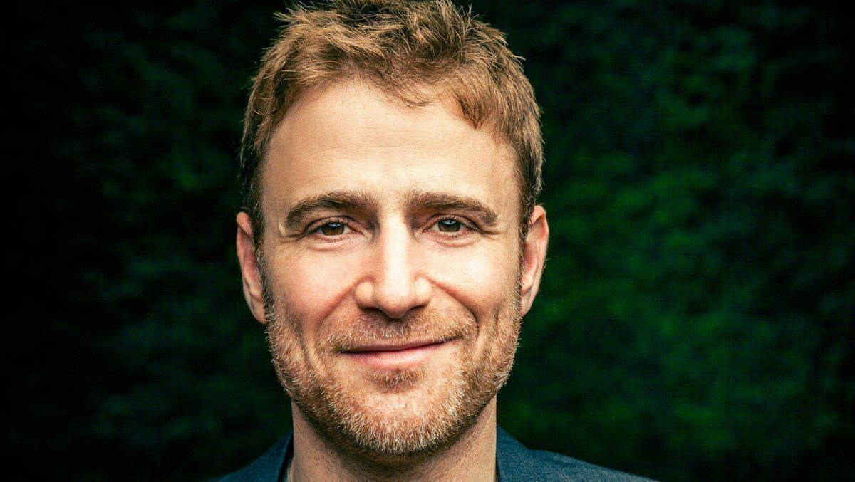 Slack-CEO Stewart Butterfield.