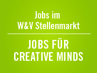 Have a creative day! Jobs für Creative Minds