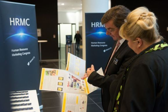 "Personal-Marketing-Kongress: Impressionen vom ""HRMC 2012"""