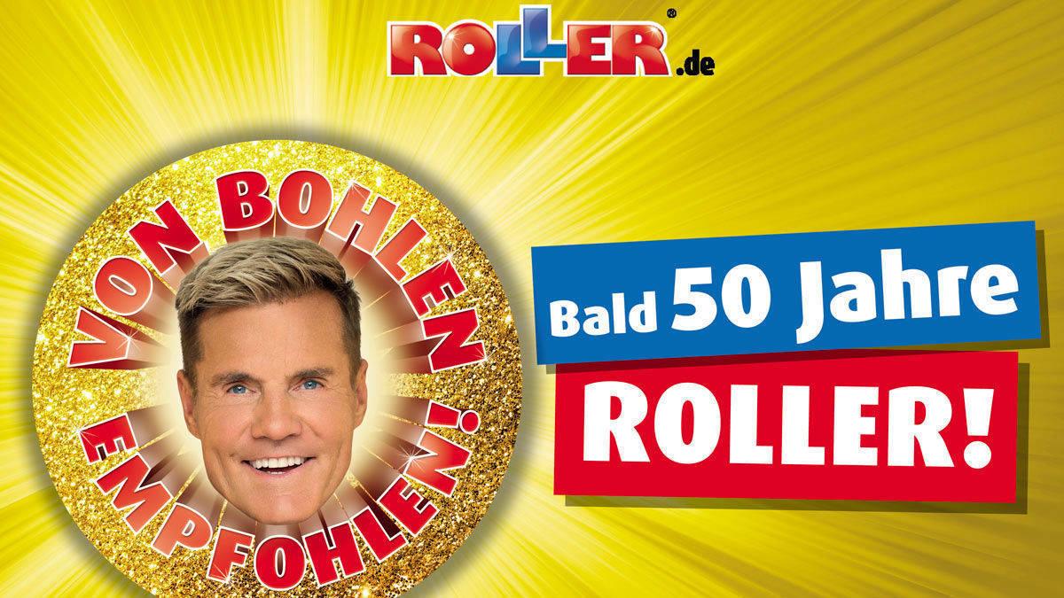 50 Jahre Roller Lässt Sich Von Dieter Bohlen Feiern Wv