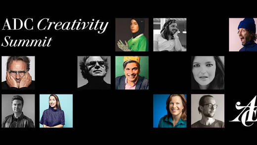"Das Line-up des ADC ""Creativity Summit"""