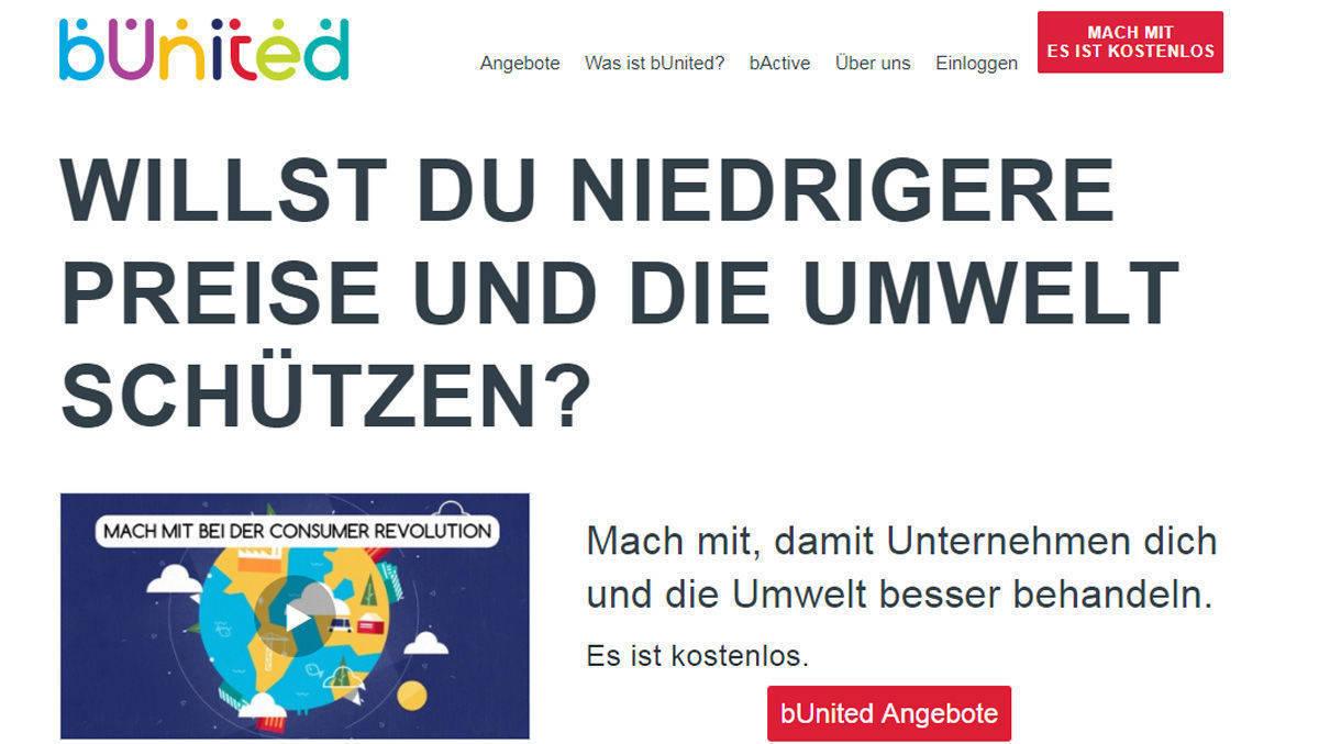 Nur Mal Kurz Die Welt Retten B United Kooperiert Mit Der Telekom Wv