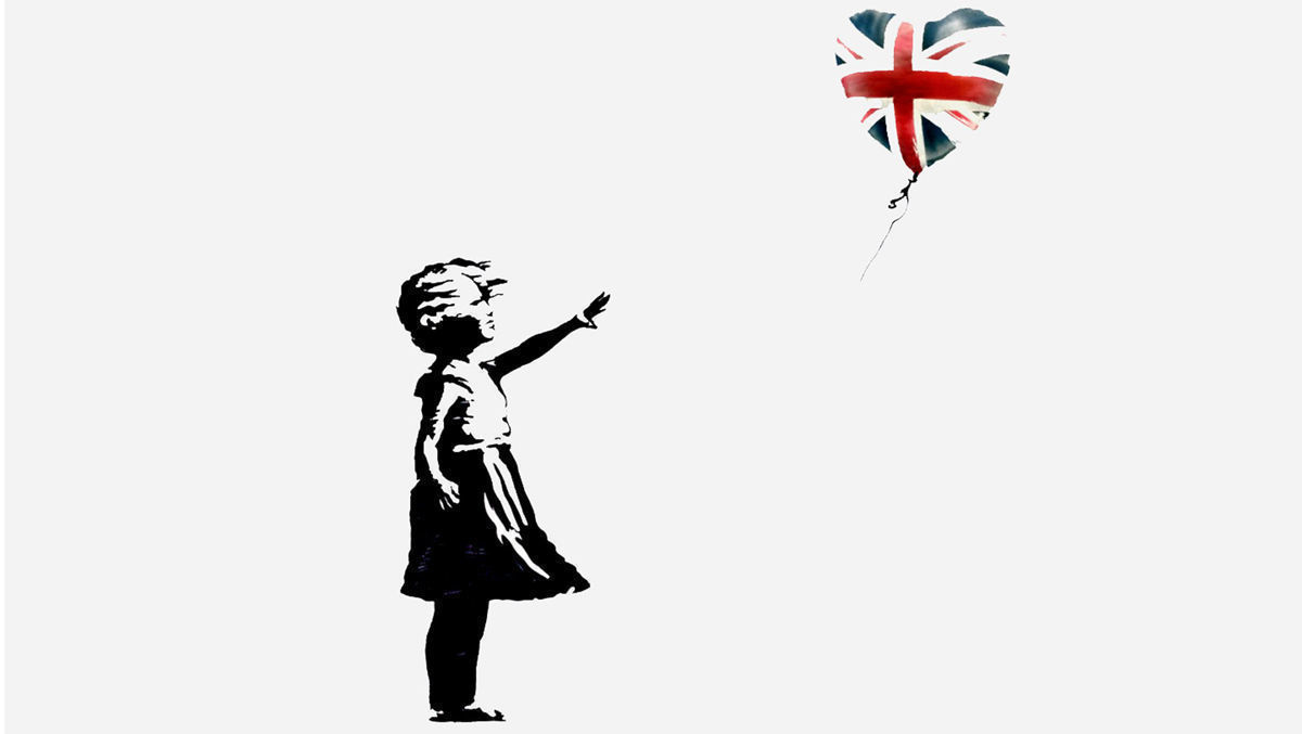 Banksy Der Wahlkampfhelfer W Amp V