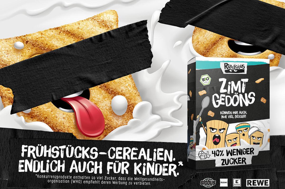 Berliner Kinderfood-Startup rebelliert gegen Nestlé & Co