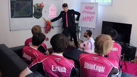 Billy Boy und Unicorns of Love