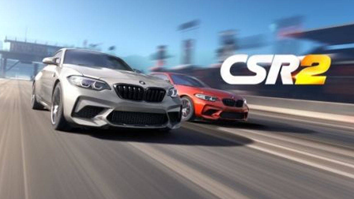 Der neue BMW M2 Competition in der Pixelversion in CSR 2