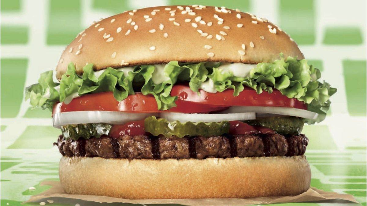 Burger King launcht vegetarischen Whopper
