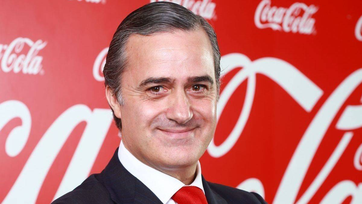 Manolo Arroyo ist ab sofort globaler CMO bei Coca-Cola.