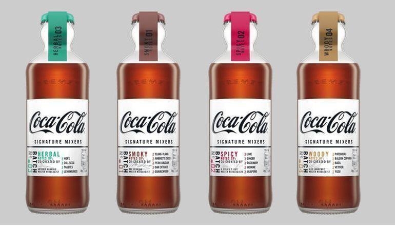 Coca-Cola bringt Spezialdrinks zum Mischen auf den Markt