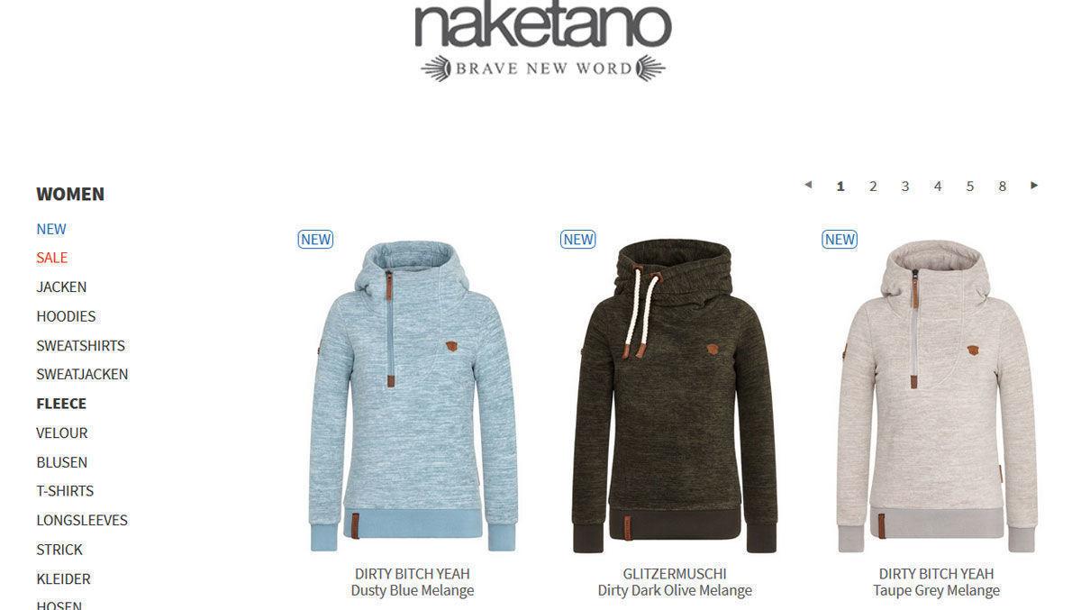 Naketano Name