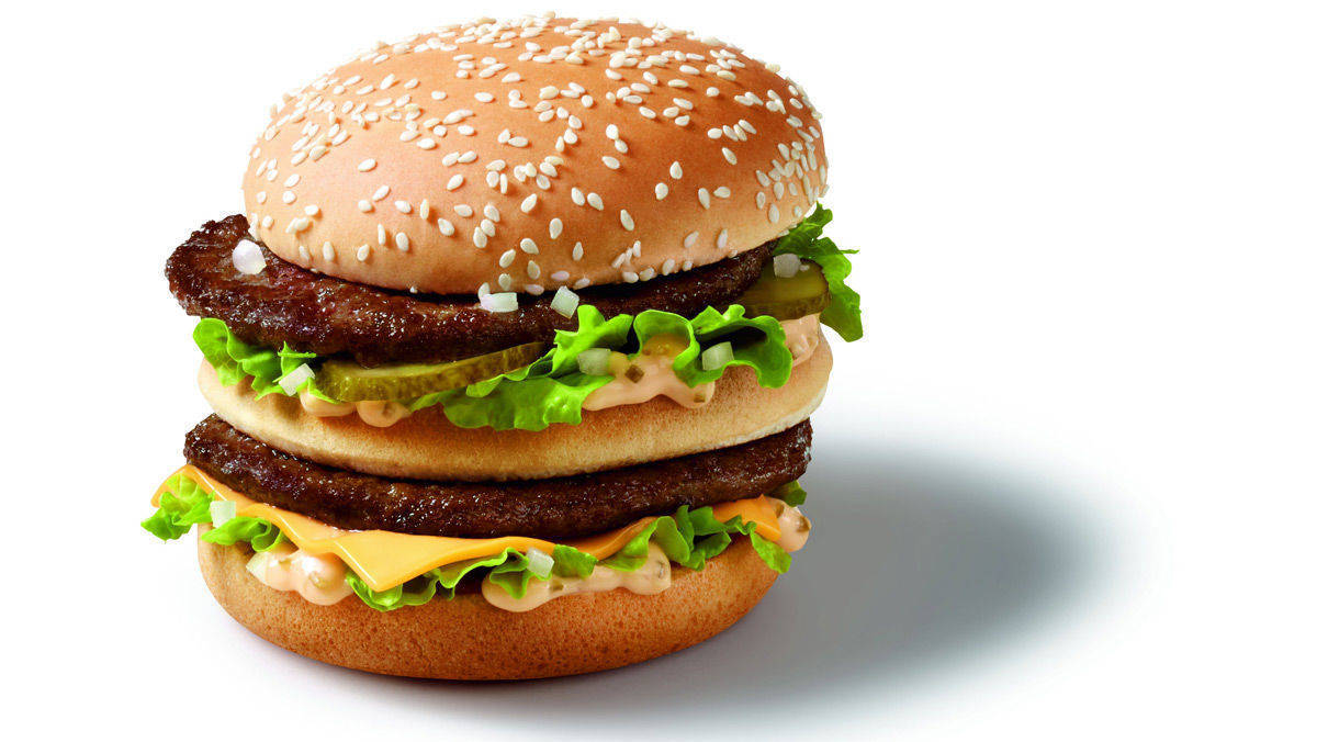 1 big mac - photo #25