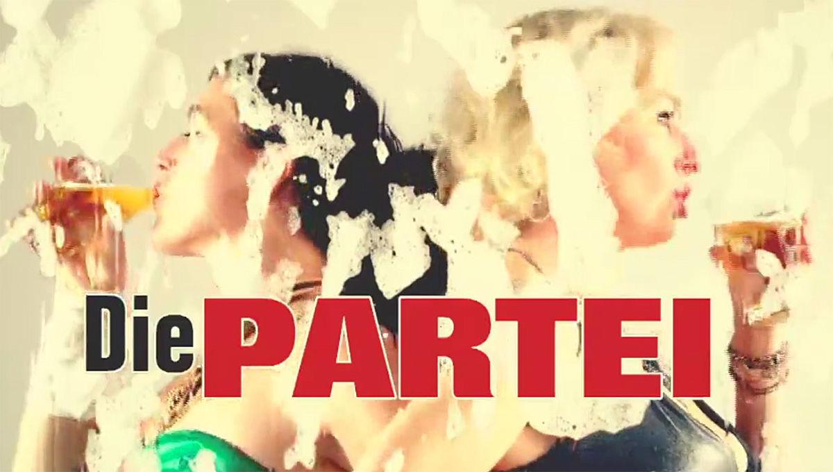 Die Partei Porno