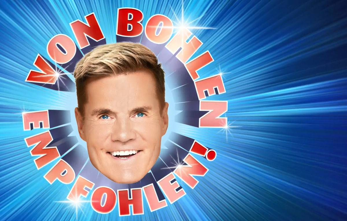 Dieter Bohlen Wirbt Für Möbel Von Roller Wv