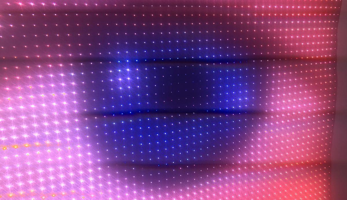 lightntec hat eine led folie entwickelt w v. Black Bedroom Furniture Sets. Home Design Ideas