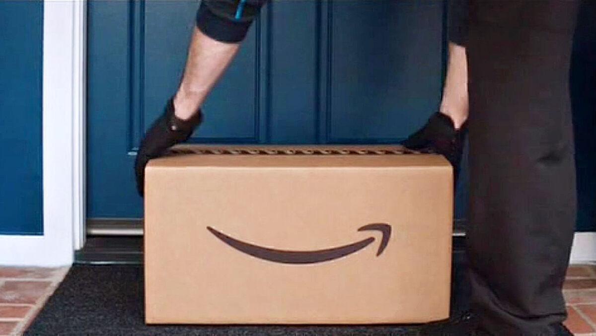 Aktuelle Amazon Werbung Tv
