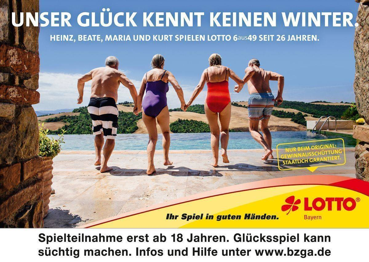 Lotto Bayern Login