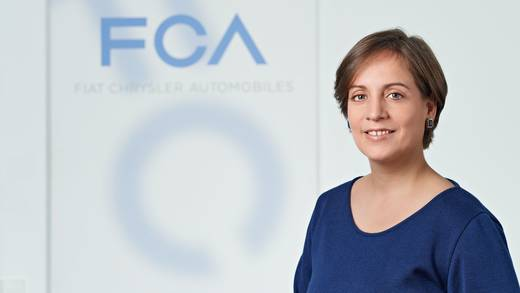 Strukturiert das Marketing von FCA Germany neu: CEO Maria Grazia Davino