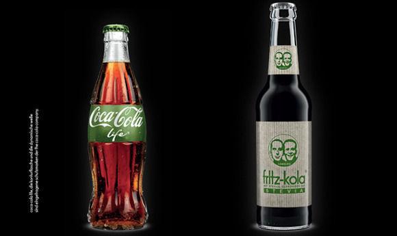 Fritz-Kola gratuliert Coca-Cola zum Nachahmerprodukt | W&V