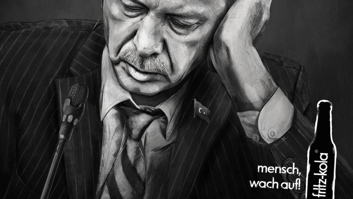 Fritz-Kola startet Kampagne gegen den G20-Gipfel | W&V