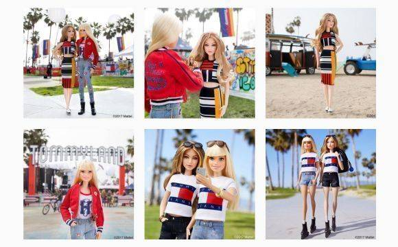 Influencer Marketing in sechs Motiven: Tommy x Gigi.