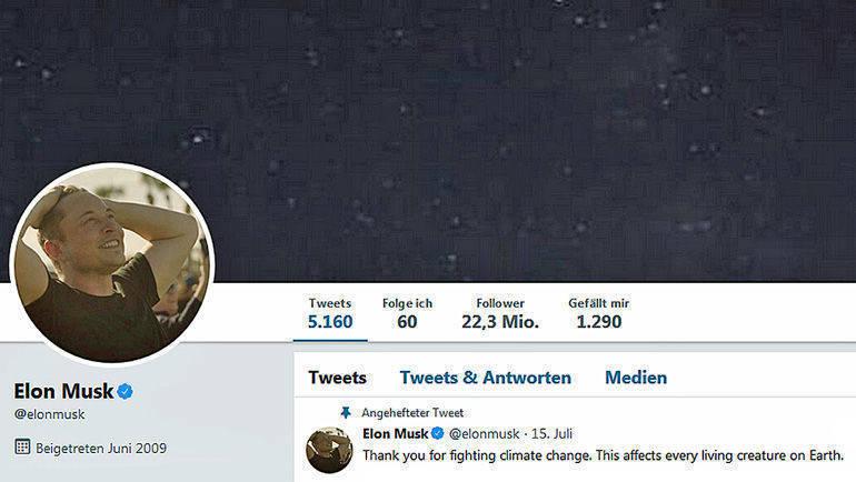 Milliardär Elon Musk beschimpft Höhlen-Retter als Pädophilen
