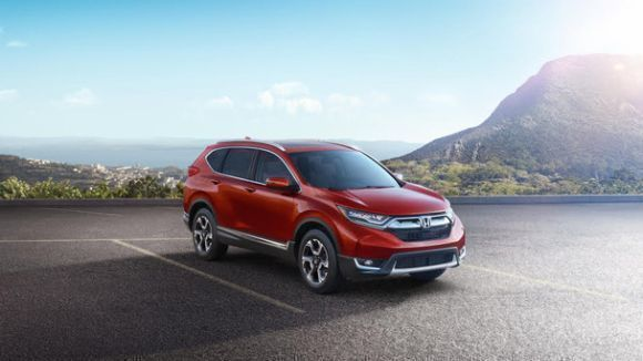 Honda CR-V is Edmunds' most-researched vehicle in 2016