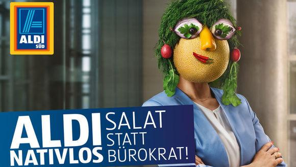 Aldi Werbung Magdeburg