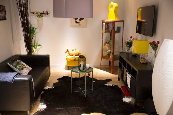 ikea punktet mit erster influencer challenge auf youtube w v. Black Bedroom Furniture Sets. Home Design Ideas