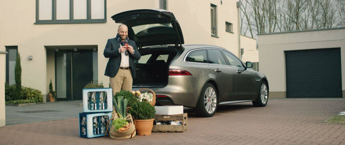 Valentinstag-Stress mit Happy-End von Jaguar