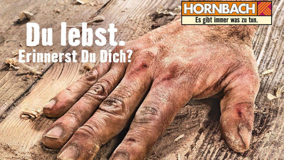 die hornbach kampagne du lebst von heimat fuhrt kantar millward brown als ein