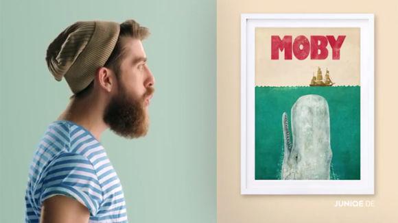 kunst mit shetland einhorn der neue spot von juniqe w v. Black Bedroom Furniture Sets. Home Design Ideas