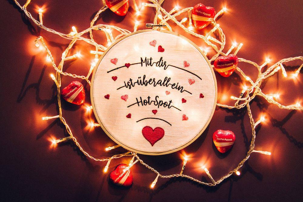 Valentinstag Aktionen