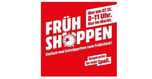 Media Markt Lädt Nach Weihnachten Zum Frühshoppen Wv