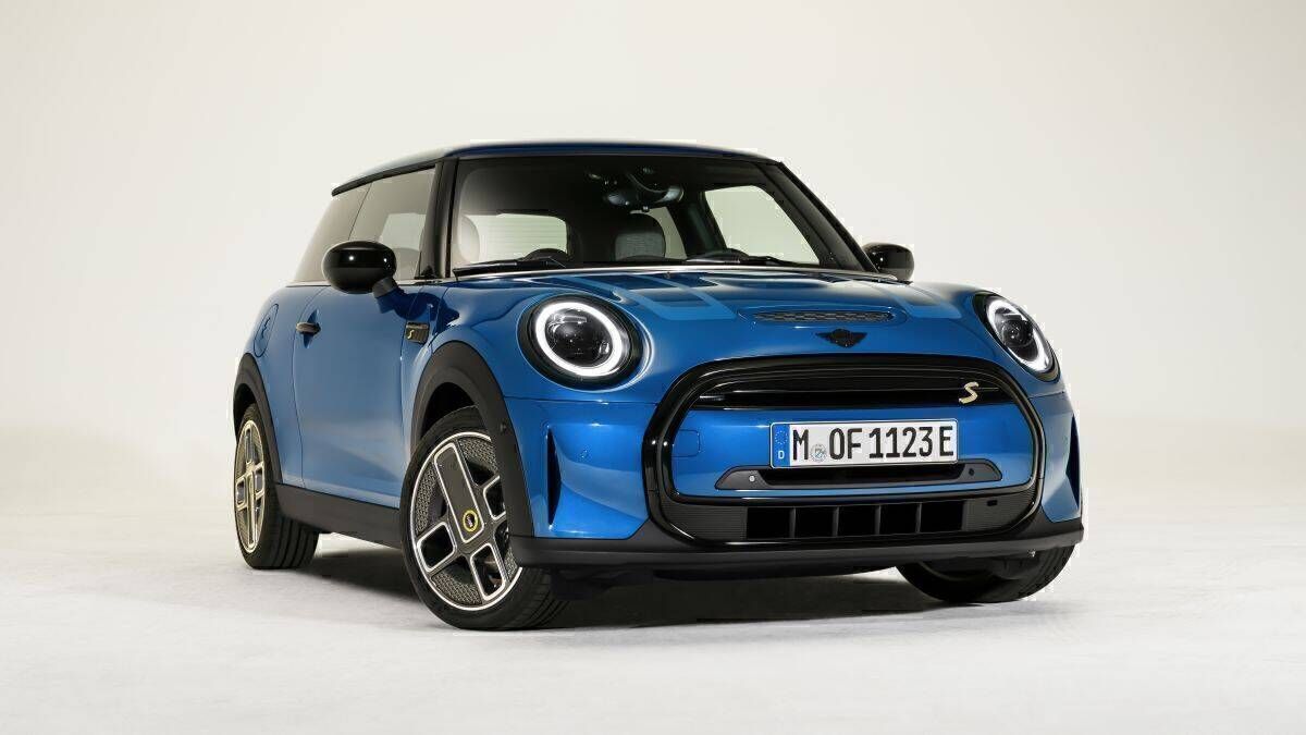 Start im März: Die Mini Cooper SE Collection 2021