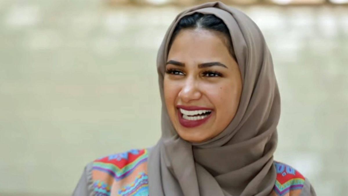 wollüstige arabische Frauen