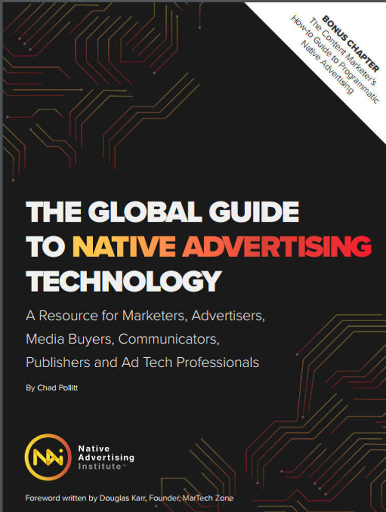 The Global Guide to Native Advertising Technology