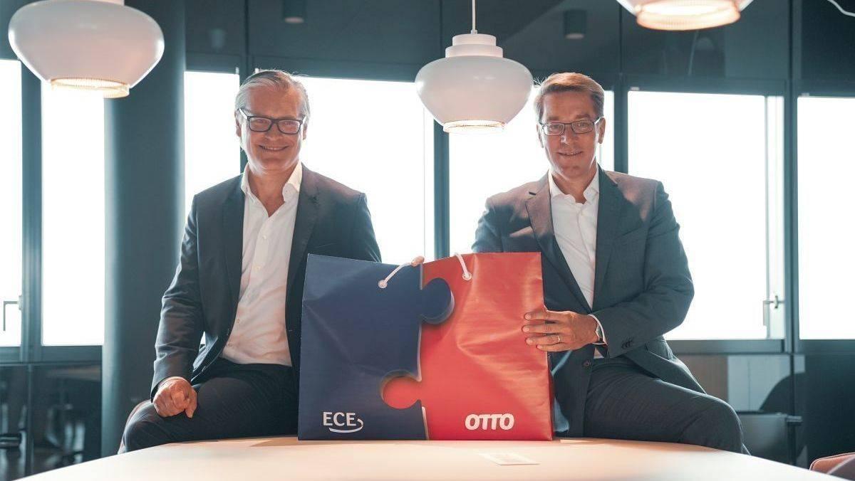 Otto Group und ECE: Erstes gemeinsames Einzelhandelsprojekt - Hamburg