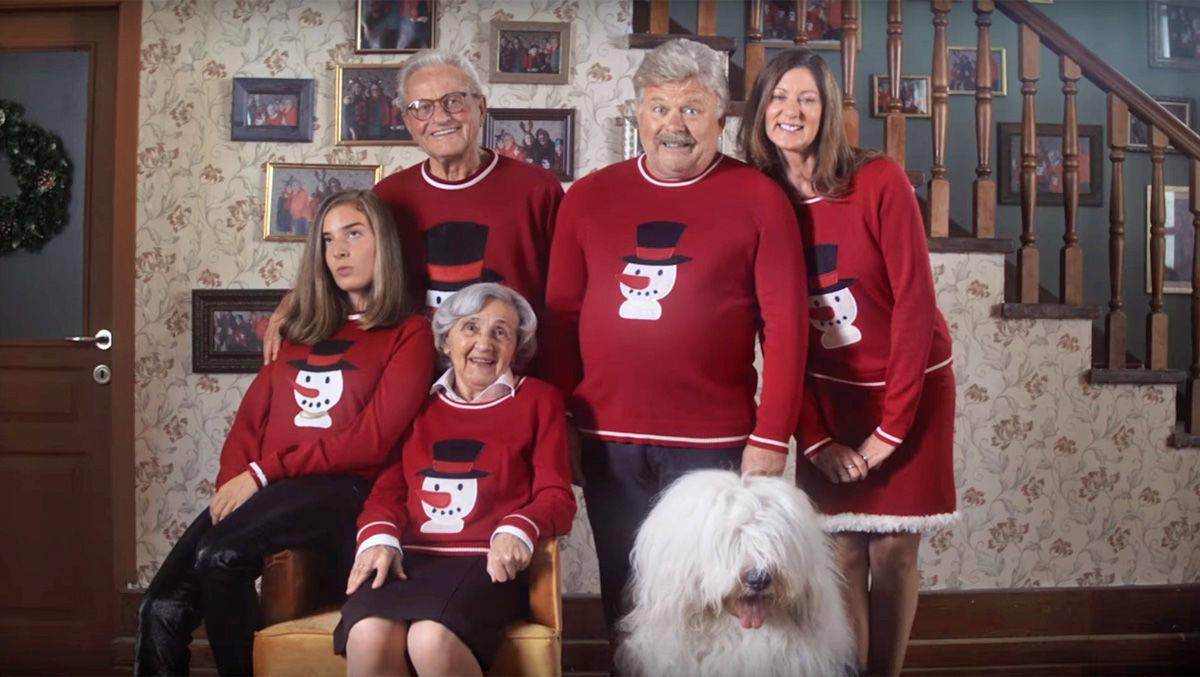 Otto versucht es zu Weihnachten mit Humor | W&V